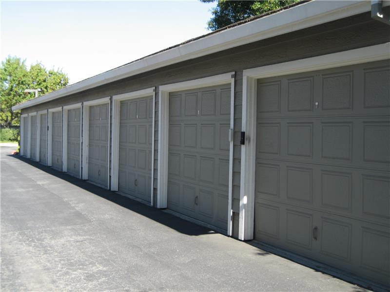 Detached Single Car Garage