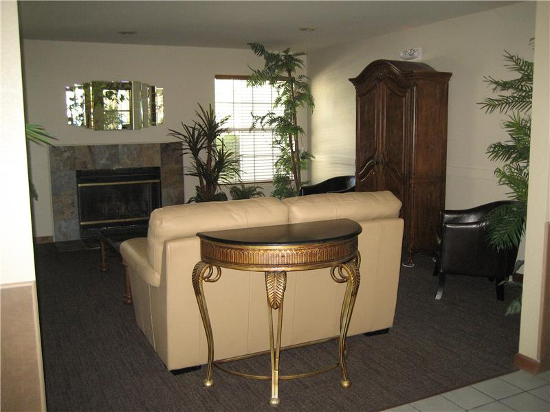 Clubhouse Living Room