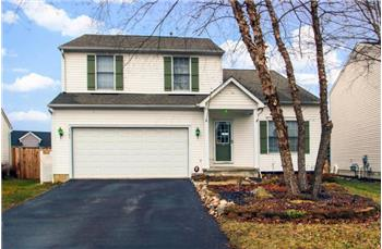 2305 Yagger Bay Dr, Hilliard, OH
