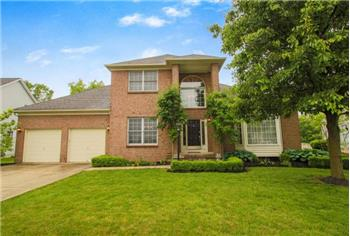 6920 Spring Run Dr, Westerville, OH