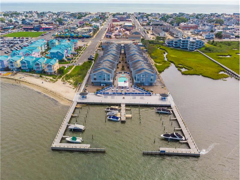 Harbor View Bayfront Gated Community