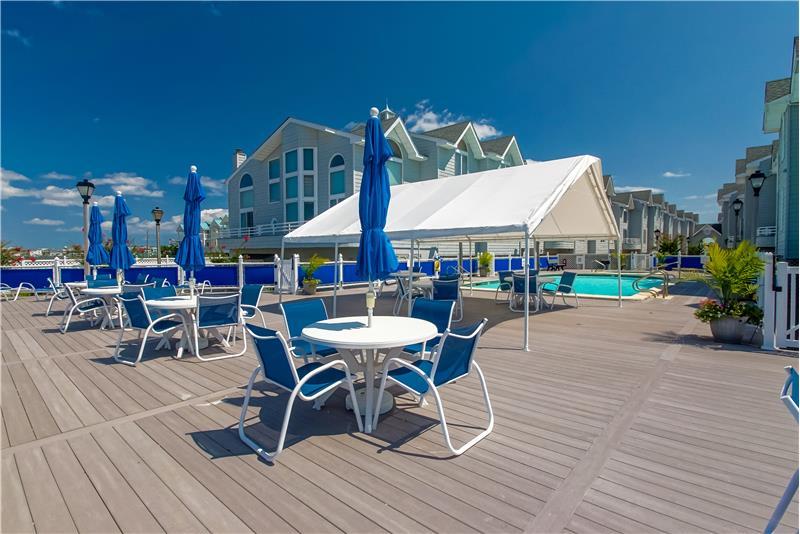 Cabana for Parties