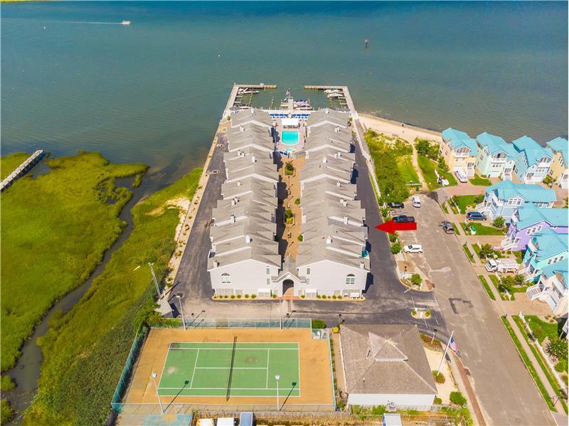 Boatslips, Pool, Tennis