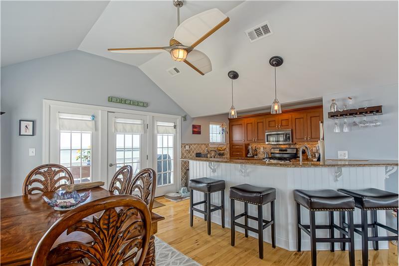 Dining-Kitchen Area