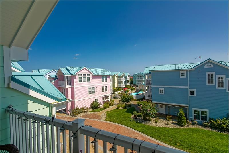 Living Area Deck Views