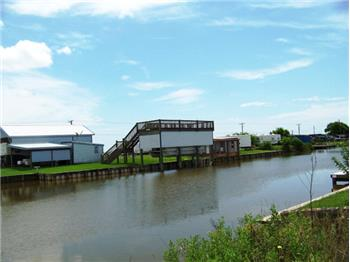 Waterfront Property For Sale In Sargent Texas