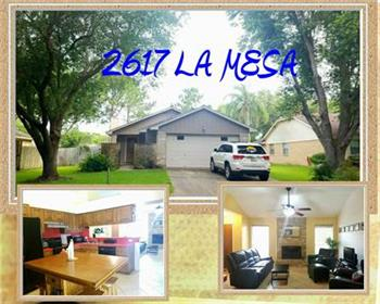 2617 La Mesa, Bay City, TX