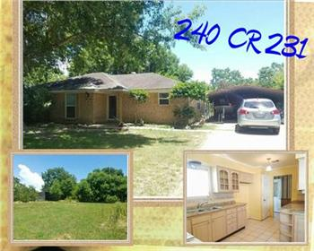 240 Prairie Lane, Wadswroth, TX