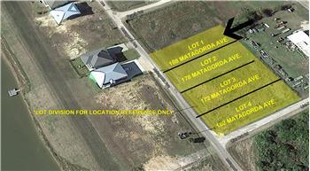 188  Matagorda Avenue Lot 1, Matagorda, TX