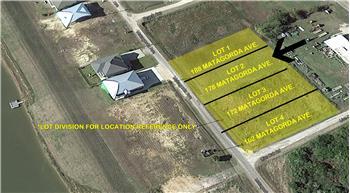 178  Matagorda Avenue Lot 2, Matagorda, TX