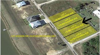 172  Matagorda Avenue Lot 3, Matagorda, TX