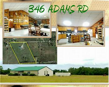 346 E Adams Road, Bay City, TX