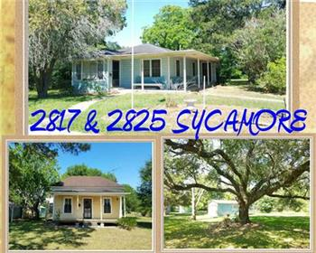 2817 Sycamore, Bay City, TX
