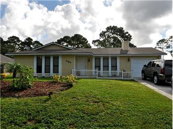 3489 SW Englewood Street, Port St Lucie, FL