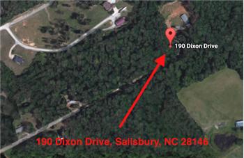 190  Dixon Drive, Salisbury, NC