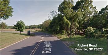 Rickert Road, Statesville, NC