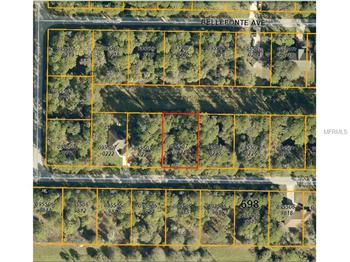 Bartigon Ave Lot 24, North Port, FL