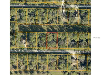 Bartigon Ave Lot 25, North Port, FL