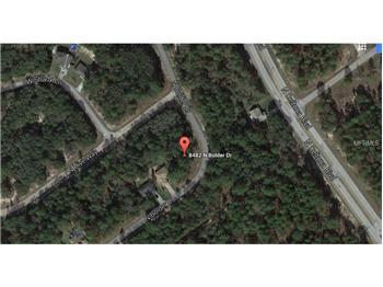 8482 N Bolder Dr, Citrus Springs, FL