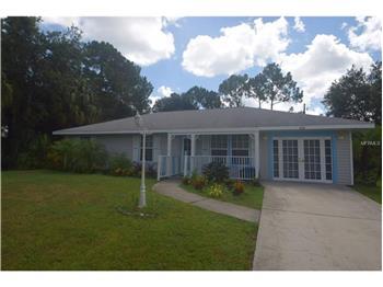 2818 Parrot St, North Port, FL