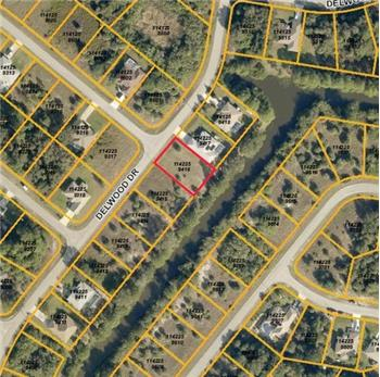 Delwood Dr Lot 16, North Port, FL