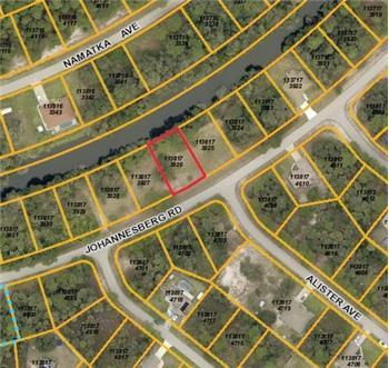 Johannesberg Rd Lot 26, North Port, FL
