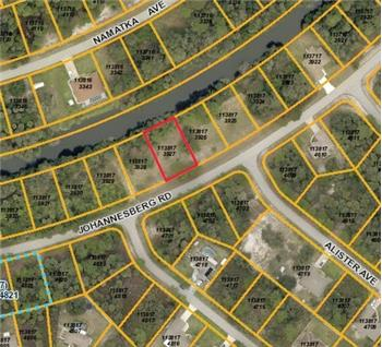 Johannesberg Rd Lot 27, North Port, FL
