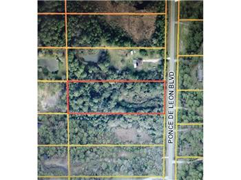 Ponce De Leon Blvd Lot 11, North Port, FL
