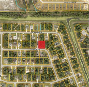 Penfield Ter Lot 9, North Port, FL