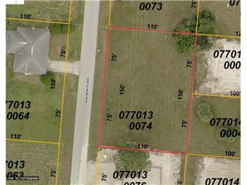 San Benito Ave Lot 13 & 14, North Port, FL