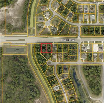 E Price Blvd Lot 2 & 3, North Port, FL