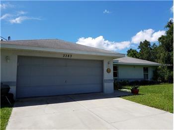 3383 Zoratoa Ave, North Port, FL