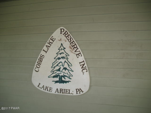 Cobb's Lake Preserve