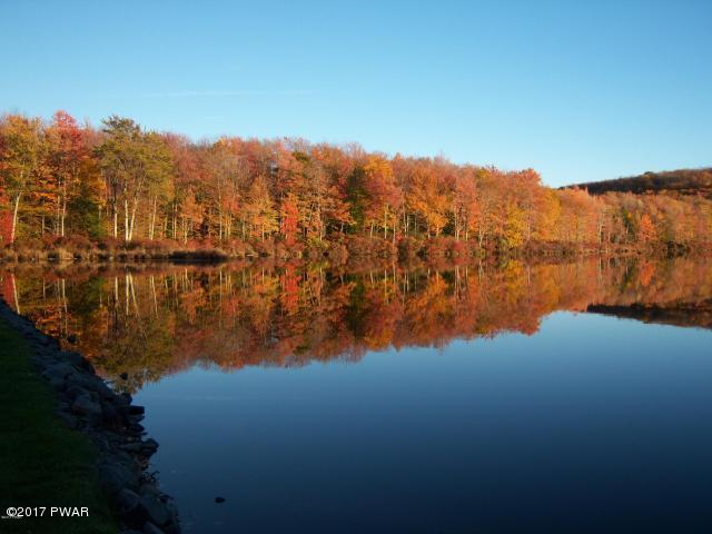 Cobb's Lake Preserve Fall