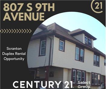 807 S 9th Avenue, Scranton, PA