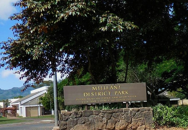 Recreation Center 4-Mililani District Park