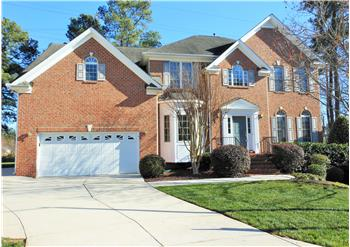 2824 Crystal Oaks Lane, Raleigh, NC