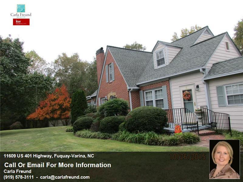 Beautiful Home for Sale on 7.17 Acres with tons of fruit and nut trees