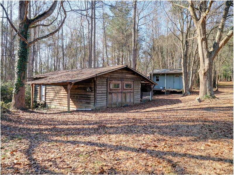A Wonderful Fuquay Varina Farmhouse Home for Sale on 7.17 Acres