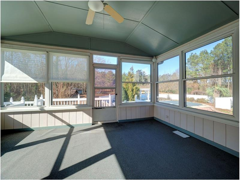 Dream of living on land - A Beautiful Fuquay Varina Home for Sale on 7.17 Acres