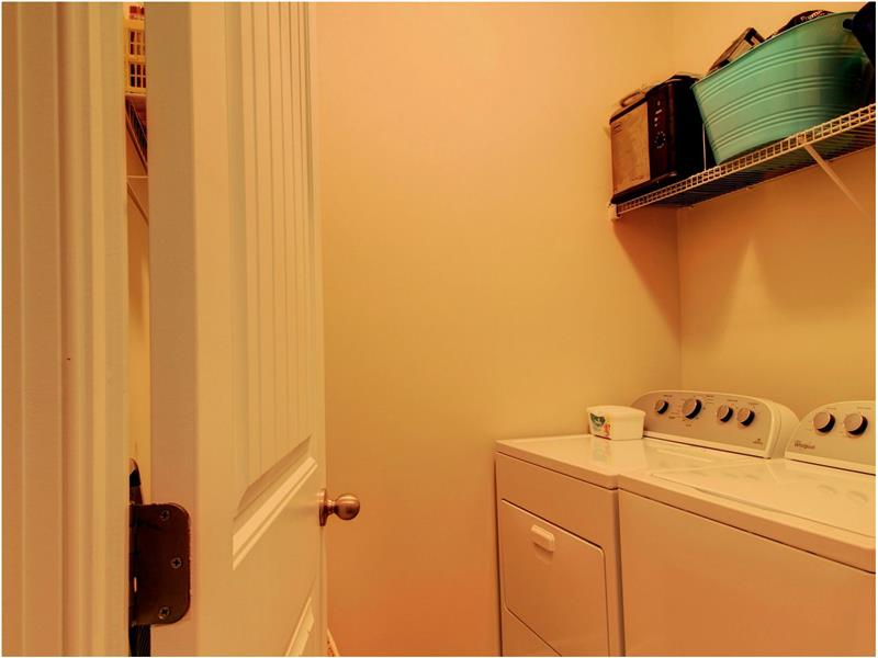 The Laundry Room is Essential!