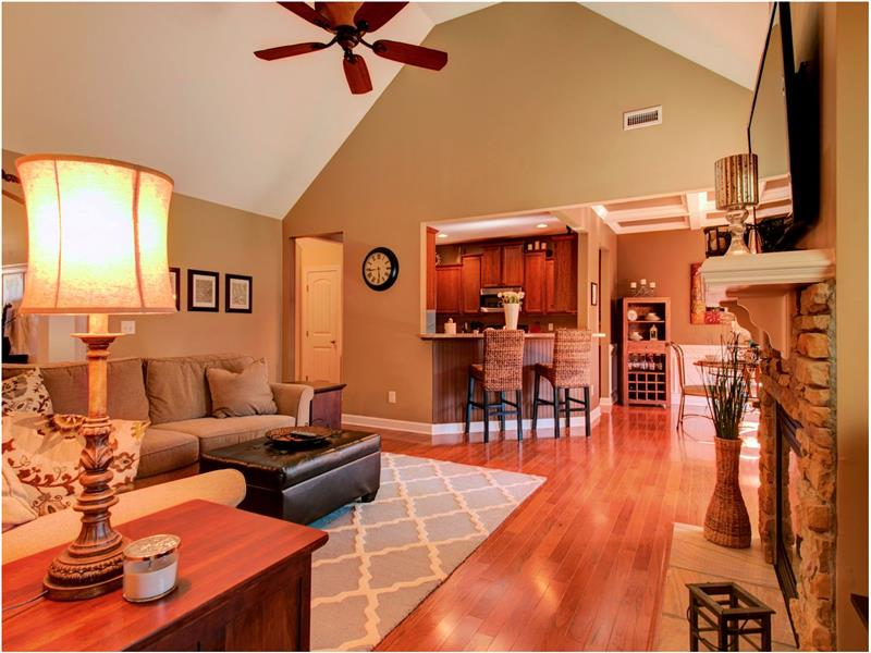 Great Space in the Family Room!