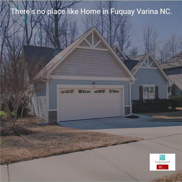 There's No Place Like Home in Fuquay Varina NC