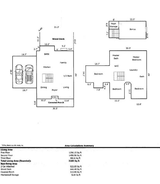 Homes with Nice Open Floor Plans in Raleigh Fuquay Varina Area