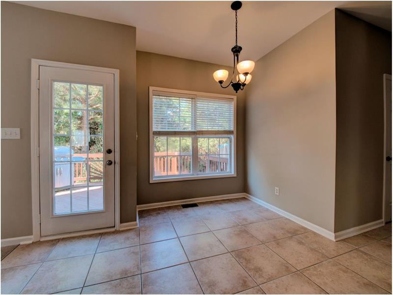 Breakfast Nook - Homes for Sale in Cary NC Cary Realtor