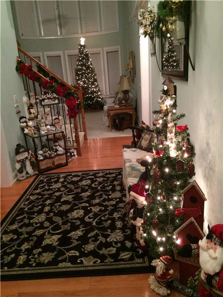 Imagine Christmas on Amberwine!