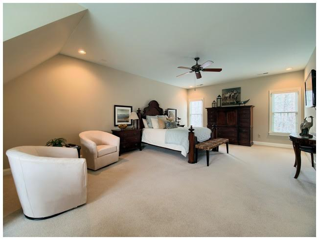 More than enough room in Beautiful Master Bedroom