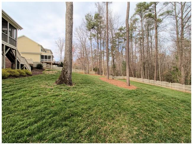 .65 Acres backing to Cary owned acreage