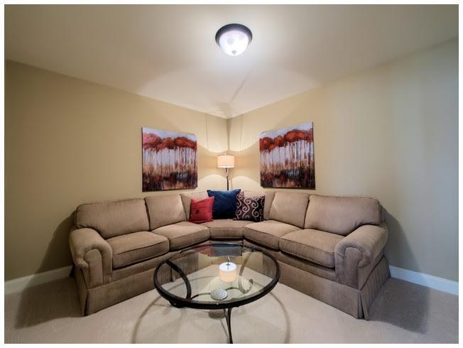 Media/Flex Room in Basement. Perfect for XBox Room, Movie Room, Mancave, etc.
