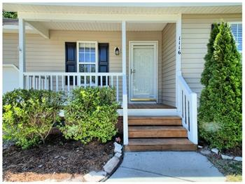1116 Forest Glen Dr., Raleigh, NC